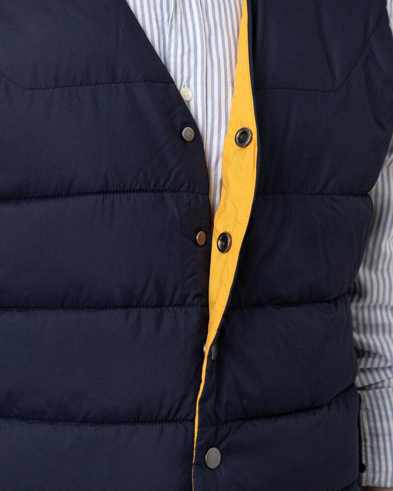 Kamizelka Didriksons 503025_Vidar Men's Vest_999 granatowy - fot:5