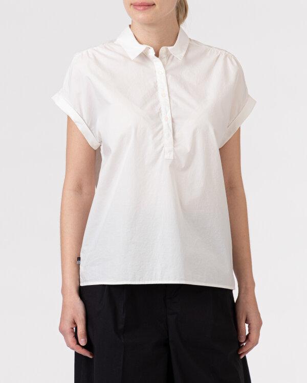 Bluzka Woolrich CFWWSI0089FRUT1509_800 biały