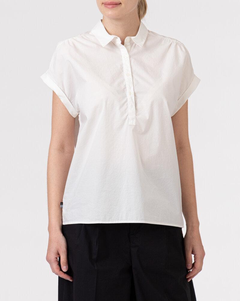 Bluzka Woolrich CFWWSI0089FRUT1509_800 biały - fot:2