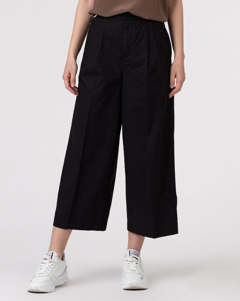 Spodnie Woolrich CFWWTR0085FRUT1509_100 czarny - fot:2