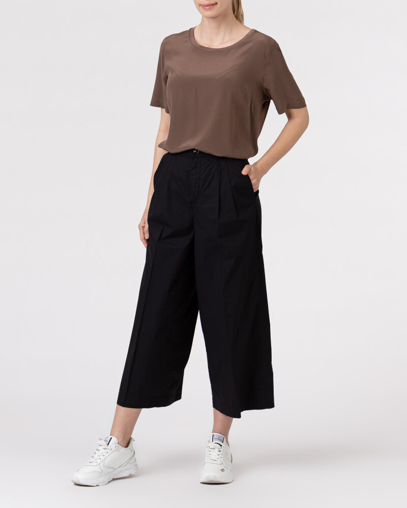 Spodnie Woolrich CFWWTR0085FRUT1509_100 czarny - fot:5