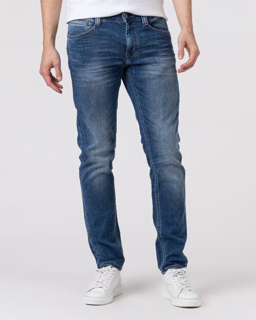 Spodnie Mustang 1006064_5000313 niebieski