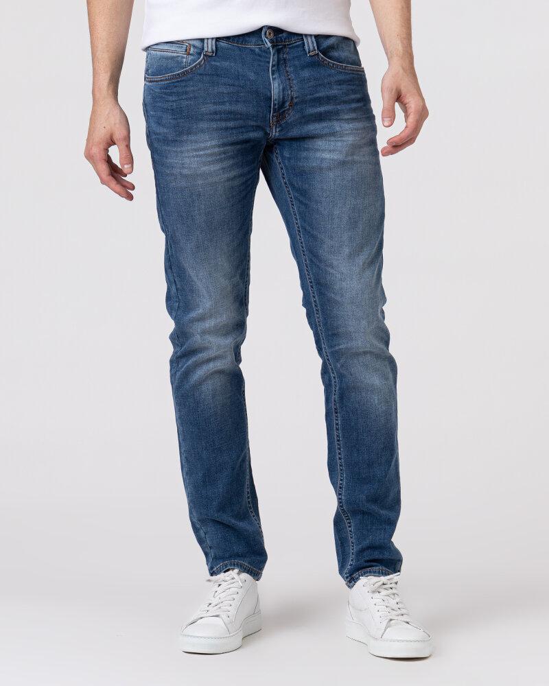 Spodnie Mustang 1006064_5000313 niebieski - fot:2