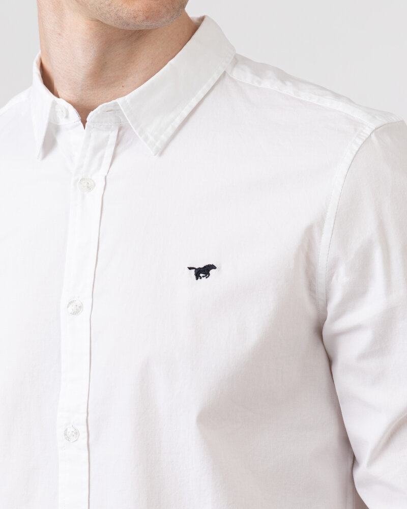 Koszula Mustang 1008977_2045 biały - fot:3