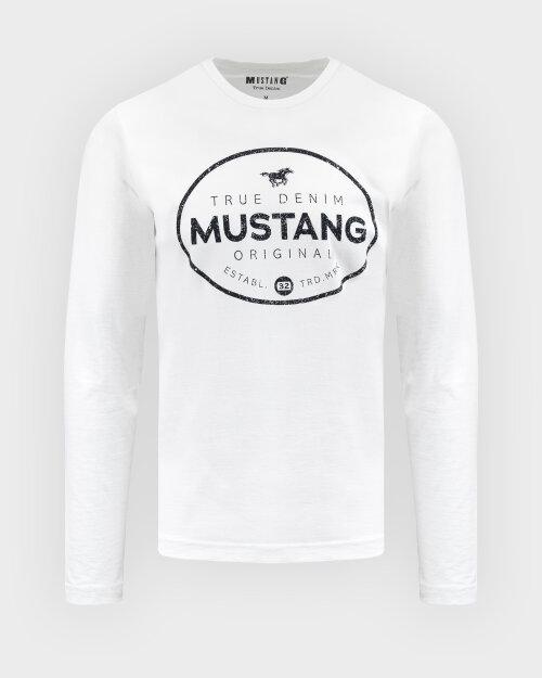 T-Shirt Mustang 1010690_2020 biały