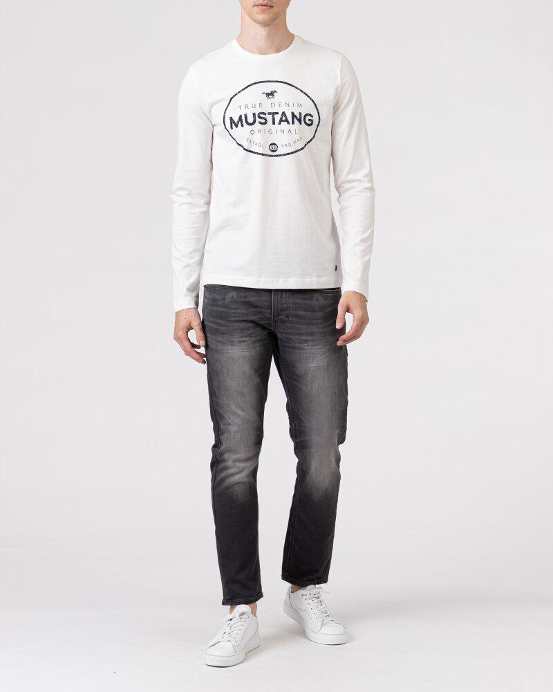 T-Shirt Mustang 1010690_2020 biały - fot:6