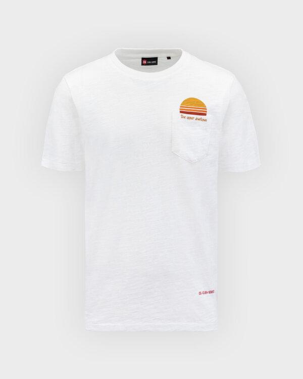 Koszulka Club Of Gents 11.803J1 / 285540_21 biały