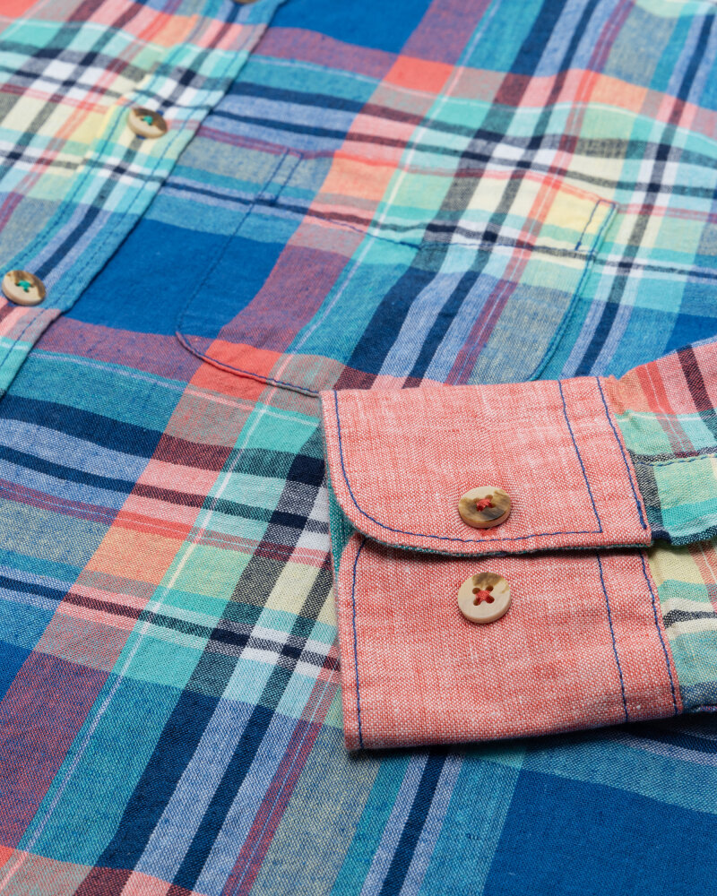 Koszula Colours & Sons 9121-300_304 MULTICOLOUR CHEC wielobarwny - fot:3