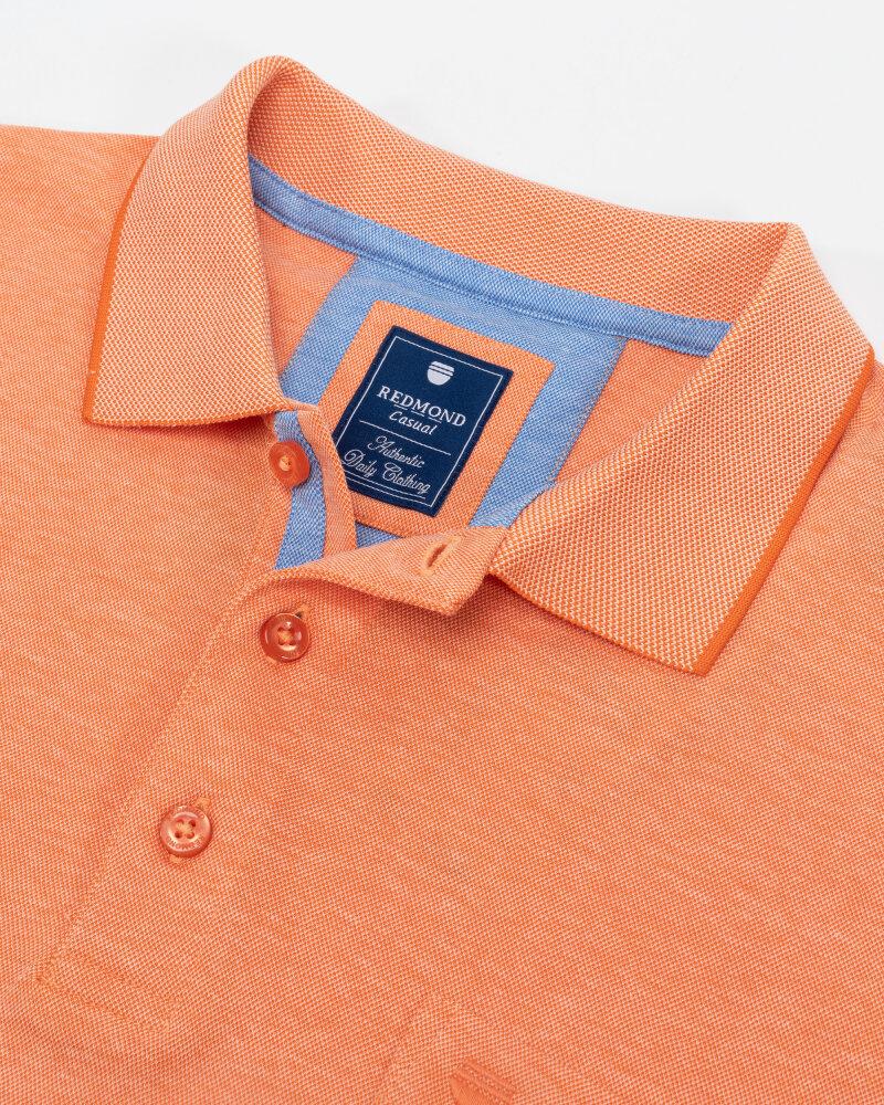 Polo Redmond 912_26 pomarańczowy - fot:2