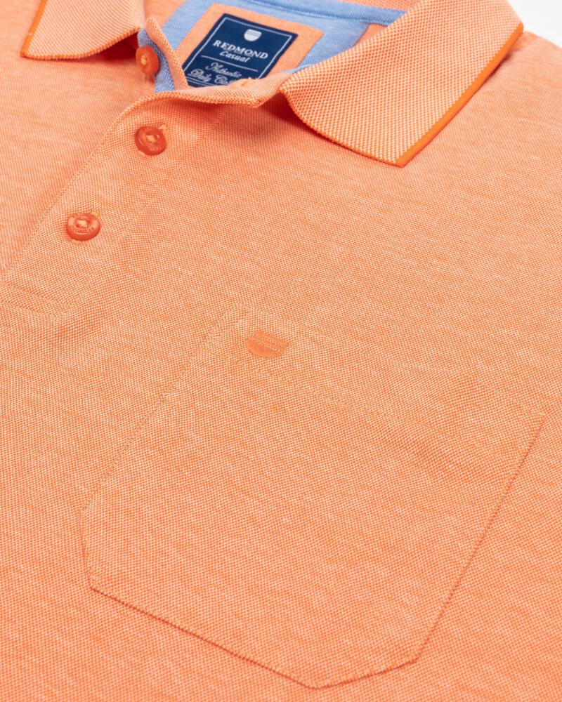 Polo Redmond 912_26 pomarańczowy - fot:3