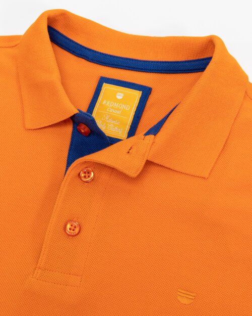 Polo Redmond 940_201 pomarańczowy