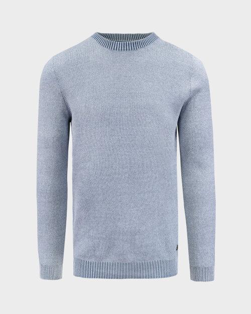 Sweter Mustang 1010697_2020 niebieski