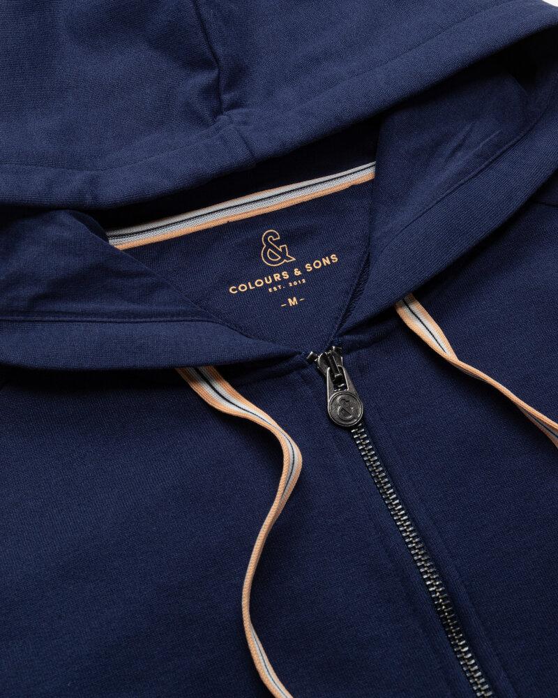 Bluza Colours & Sons 9121-446_699 PALMS granatowy - fot:2