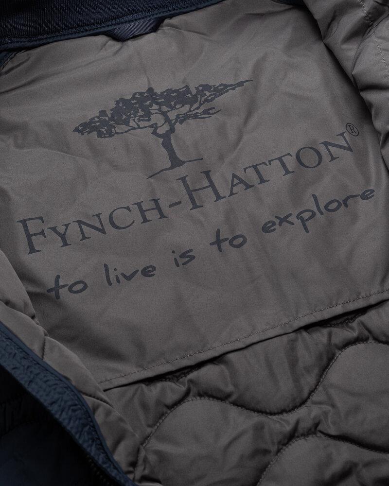 Kamizelka Fynch-Hatton 11212601_686 granatowy - fot:3