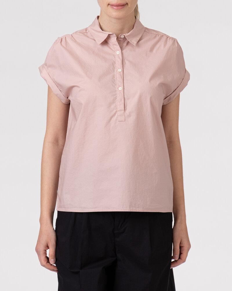 Bluzka Woolrich CFWWSI0089FRUT1509_489 różowy - fot:2