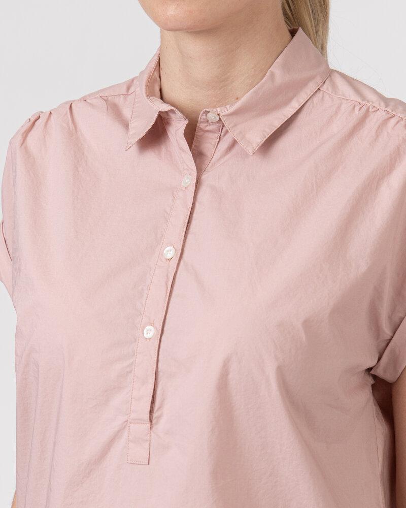 Bluzka Woolrich CFWWSI0089FRUT1509_489 różowy - fot:3