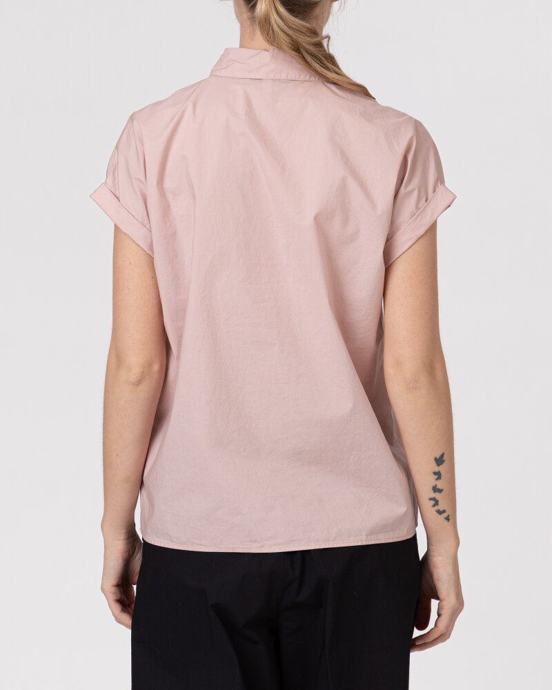 Bluzka Woolrich CFWWSI0089FRUT1509_489 różowy - fot:4