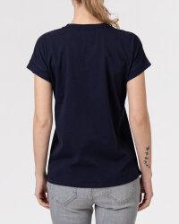 T-Shirt Campione 8682048_121130_85400 granatowy- fot-3