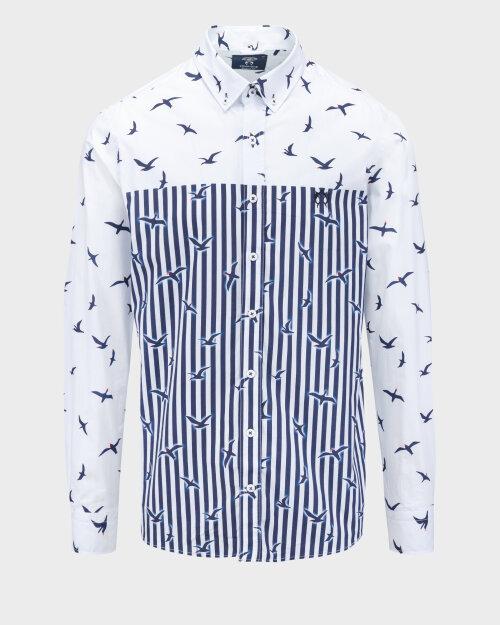 Koszula Campione 8707050_111230_85411 biały