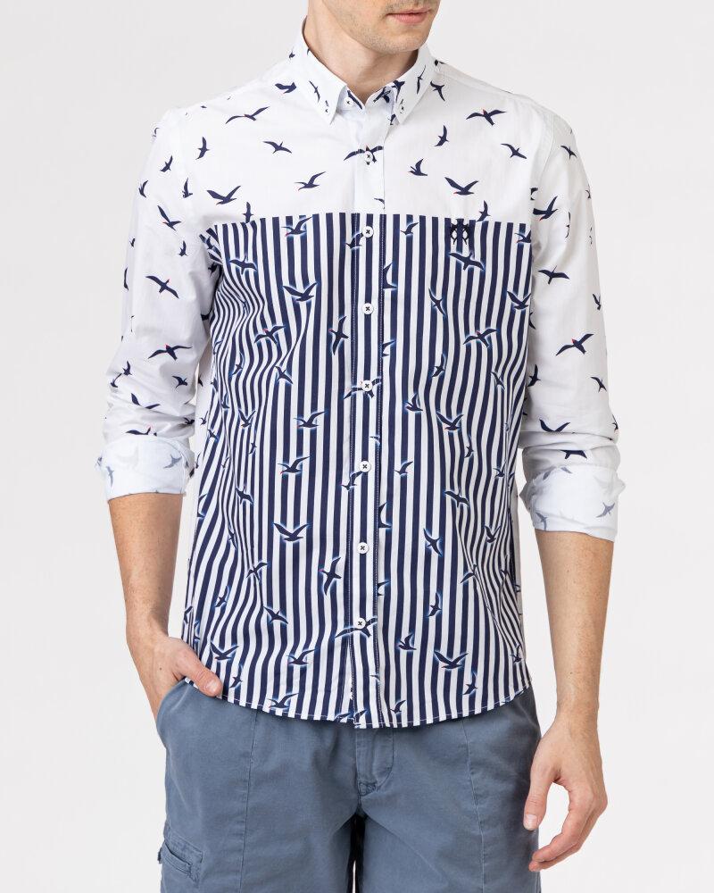 Koszula Campione 8707050_111230_85411 biały - fot:2