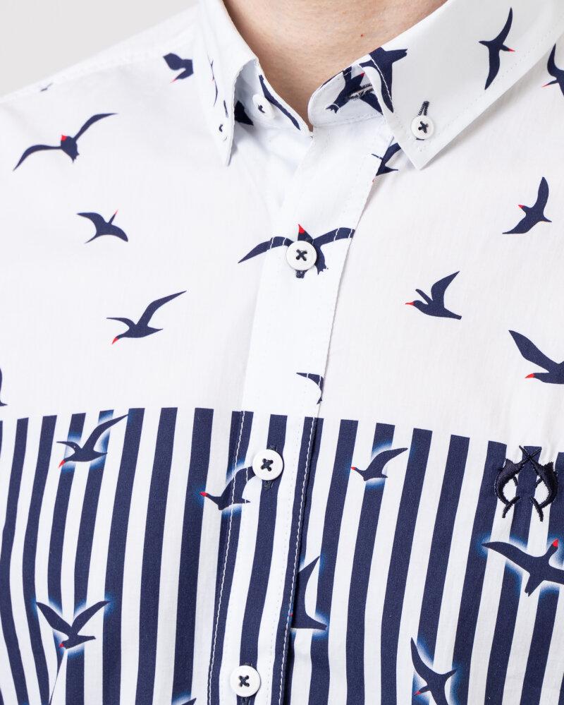 Koszula Campione 8707050_111230_85411 biały - fot:3