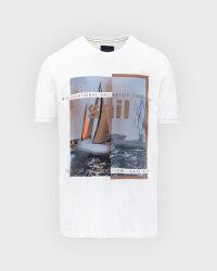T-Shirt Campione 8097136_111130_40100 biały- fot-0