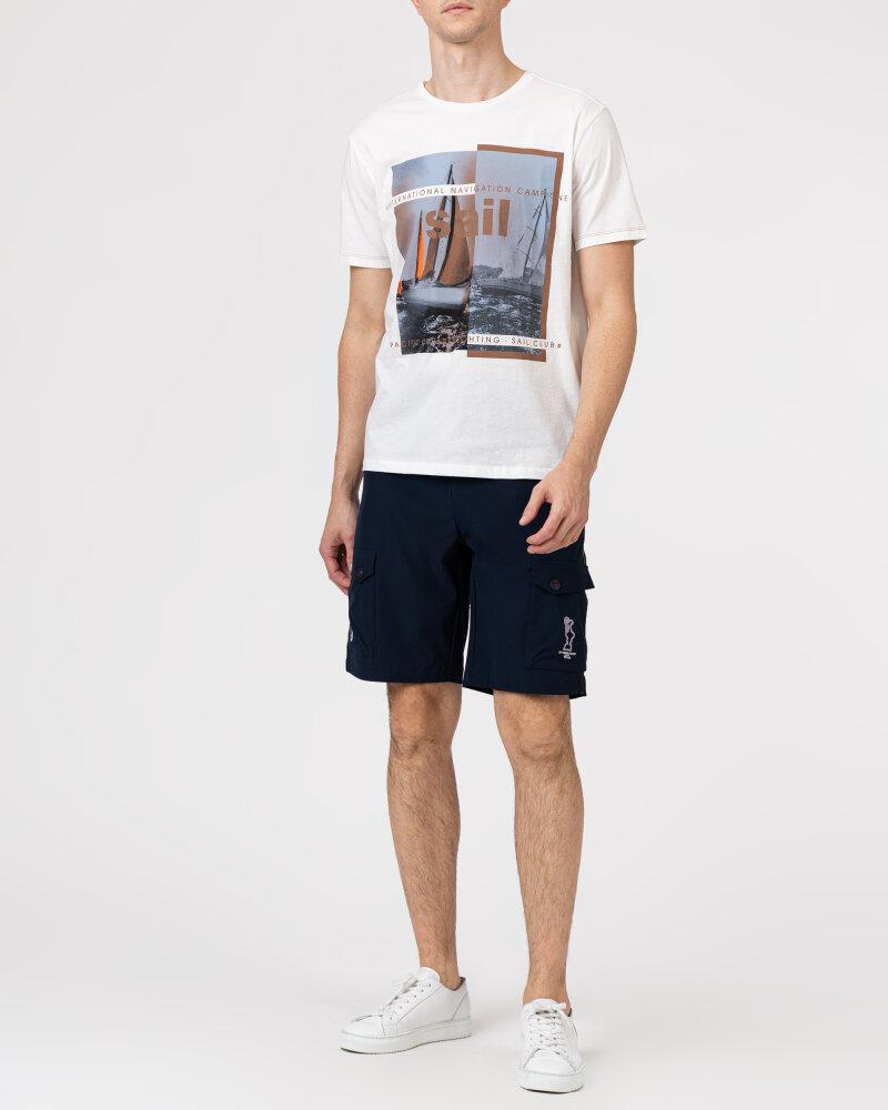 T-Shirt Campione 8097136_111130_40100 biały - fot:3
