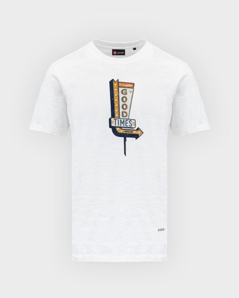 Koszulka Club Of Gents 11.801J1 / 285520_21 biały - fot:1