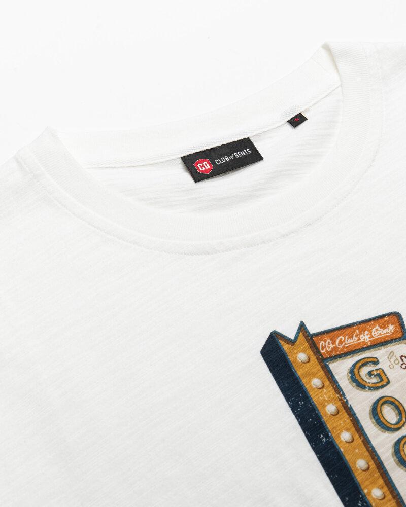 Koszulka Club Of Gents 11.801J1 / 285520_21 biały - fot:2