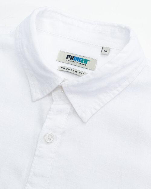 Koszula Pioneer Authentic Jeans 04365_07321_10 biały