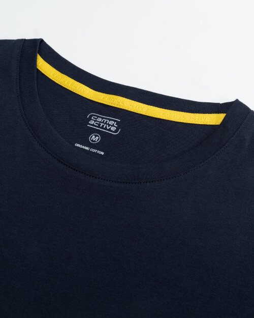 T-Shirt Camel Active 9T01409641_47 wielobarwny