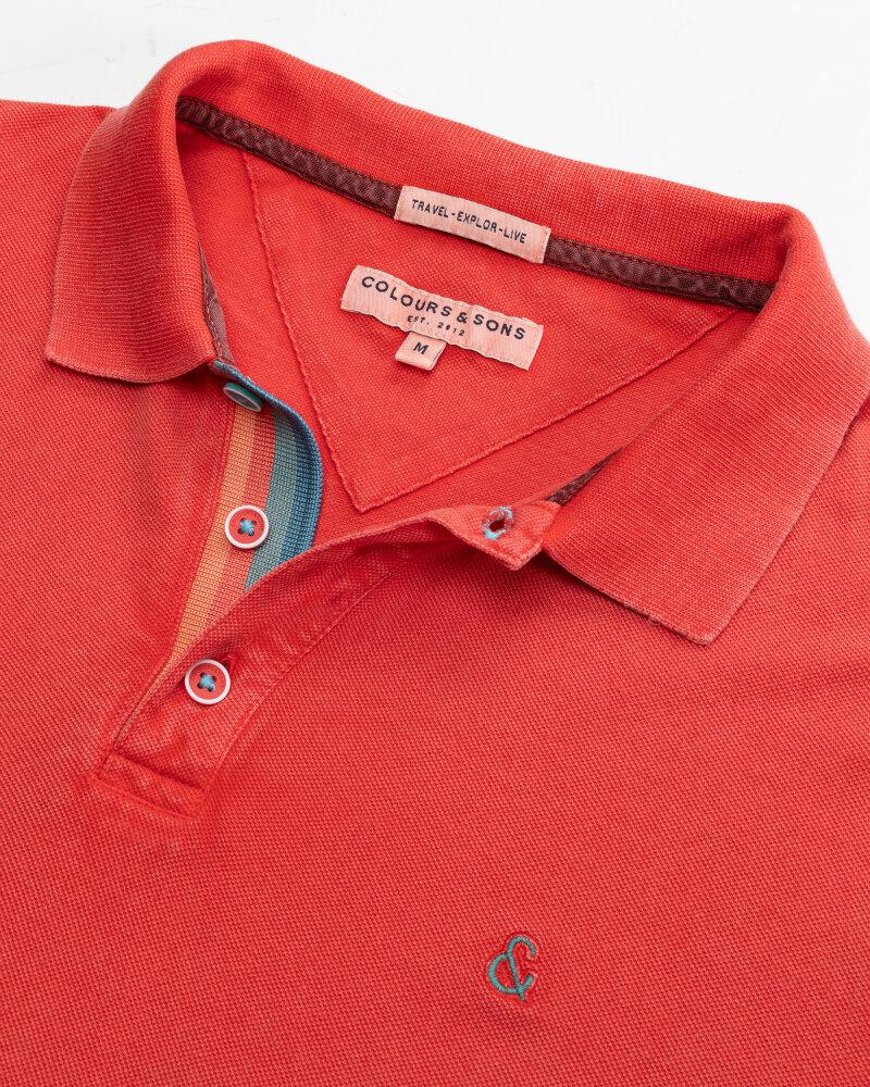 Polo Colours & Sons 9121-460_299 LOBSTER pomarańczowy - fot:2