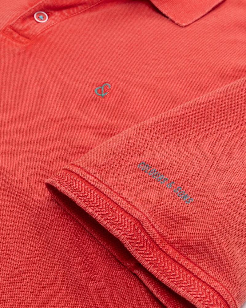 Polo Colours & Sons 9121-460_299 LOBSTER pomarańczowy - fot:3