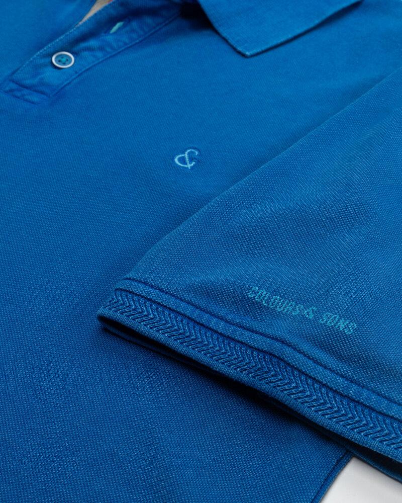 Polo Colours & Sons 9121-460_650 ROYAL niebieski - fot:3