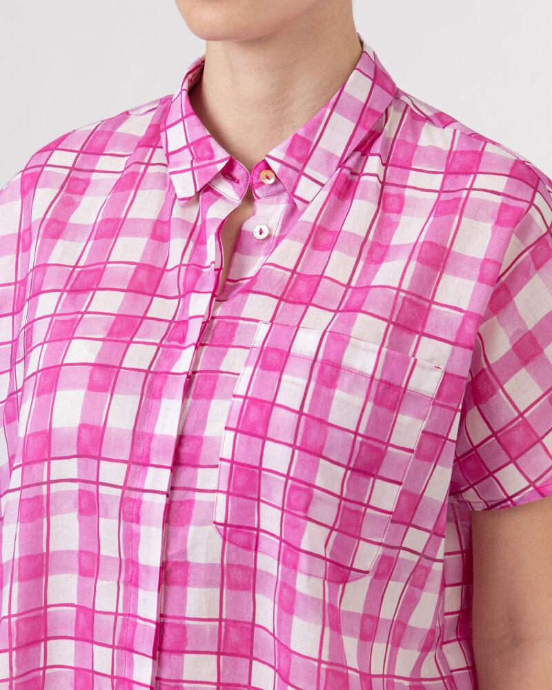 Koszula Iblues DECODE_71111312_007 różowy - fot:3