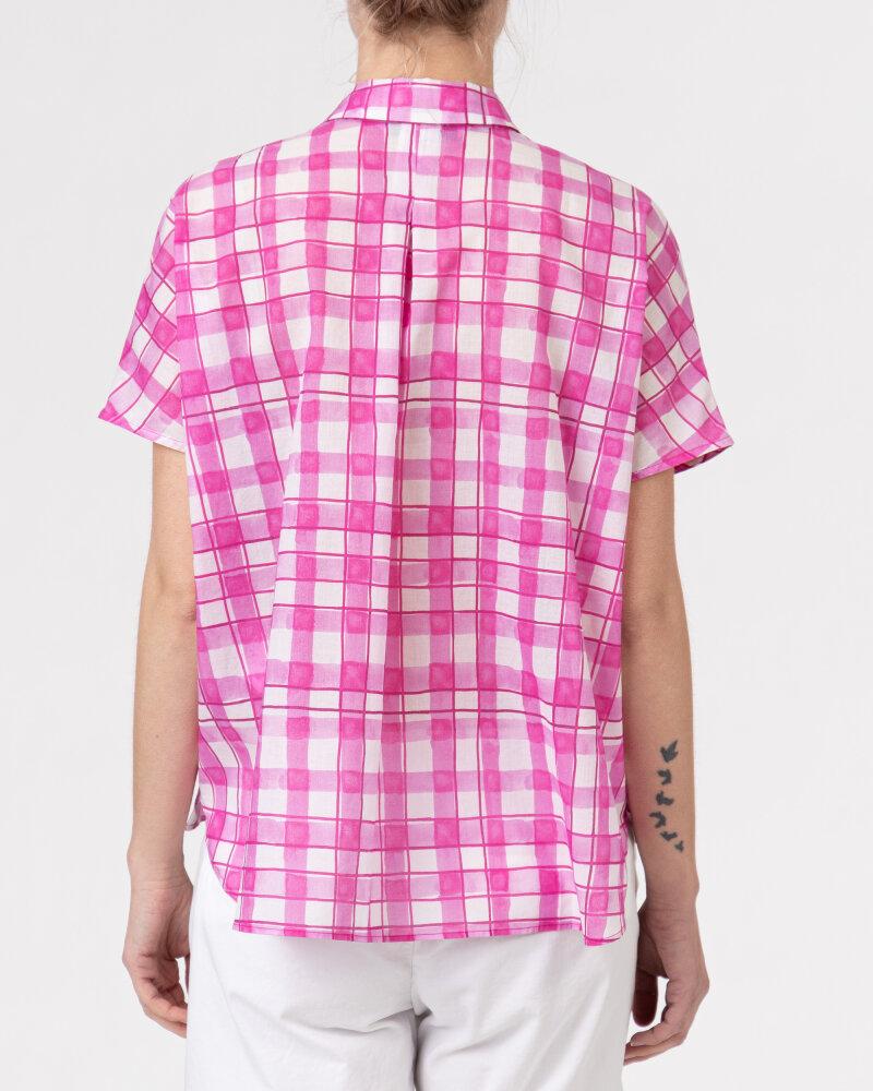 Koszula Iblues DECODE_71111312_007 różowy - fot:4
