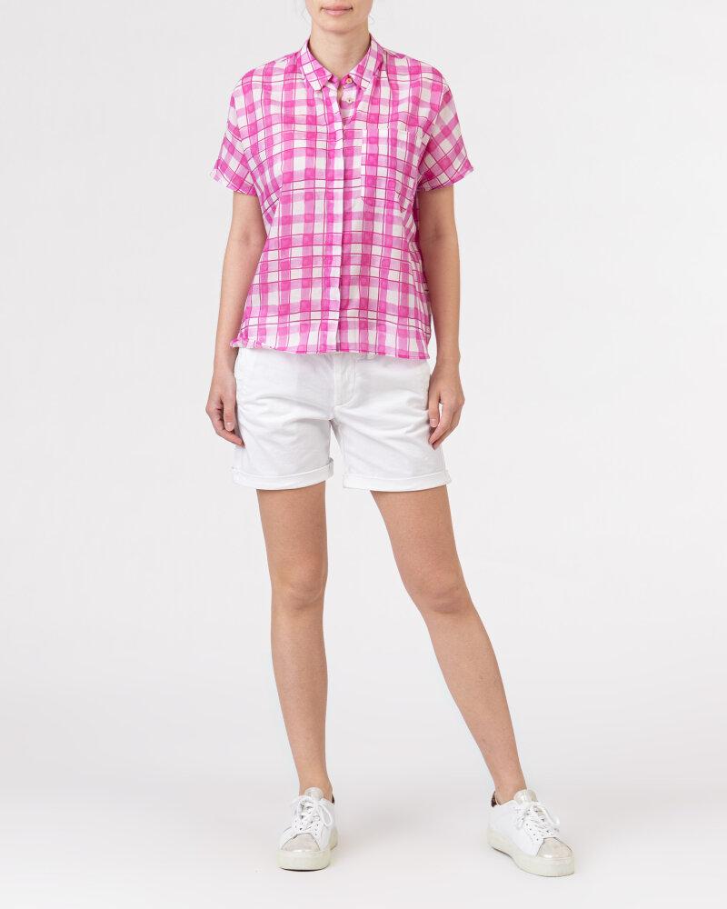 Koszula Iblues DECODE_71111312_007 różowy - fot:5
