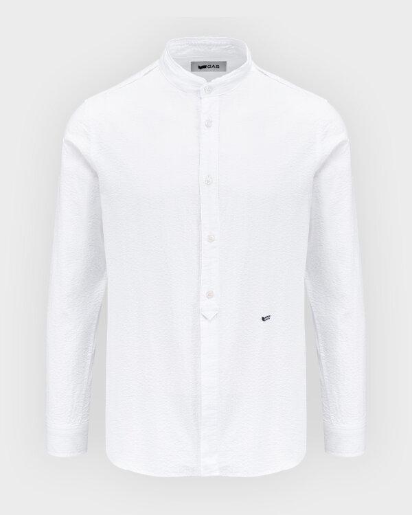 Koszula Gas A1487_Misao/r             _0001 Biały Gas A1487_MISAO/R             _0001 biały