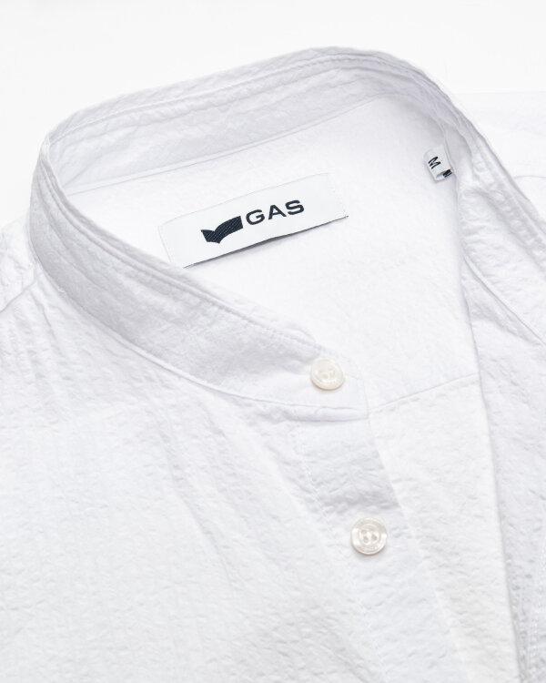 Koszula Gas A1487_MISAO/R             _0001 biały