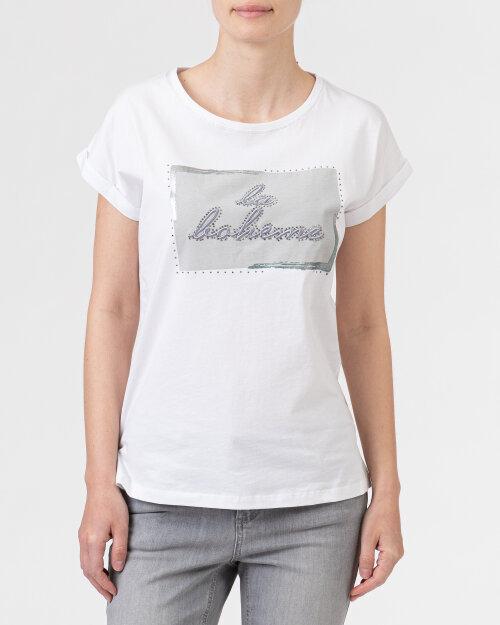 T-Shirt Campione 1723114_121130_10000 biały