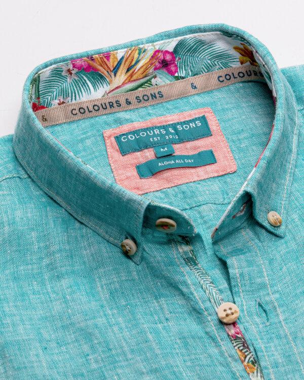 Koszula Colours & Sons 9121-210_214 PISTACHIO zielony