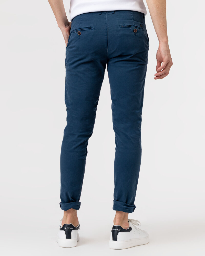 Spodnie Mustang 1010878_5229 niebieski - fot:4