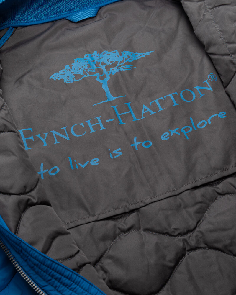 Kamizelka Fynch-Hatton 11212601_651 niebieski - fot:3