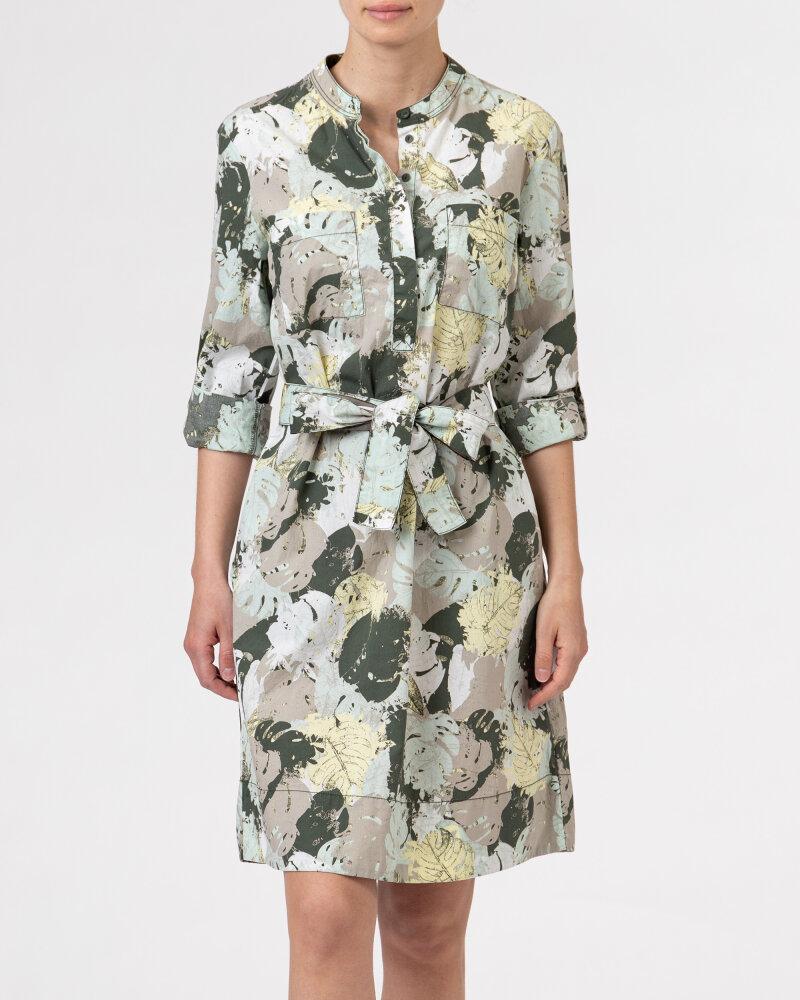 Sukienka Camel Active 5E05309926_90 zielony - fot:2