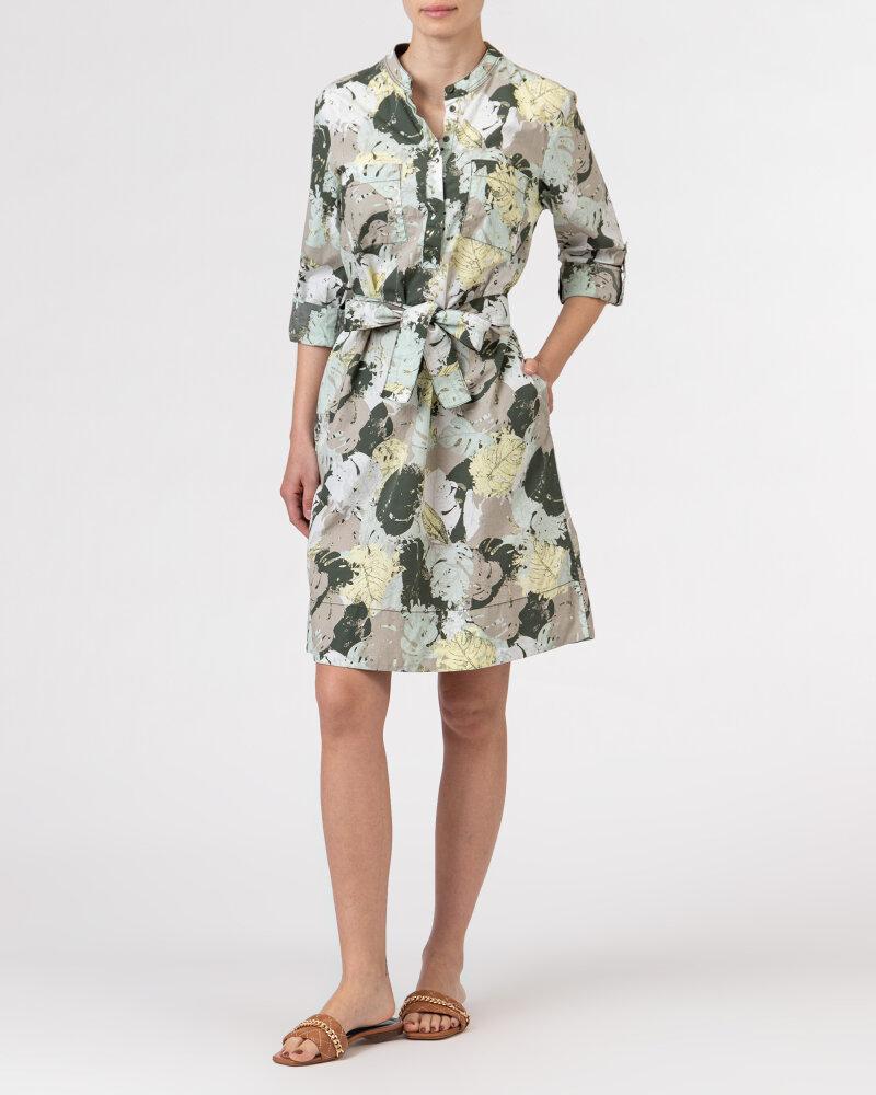 Sukienka Camel Active 5E05309926_90 zielony - fot:6