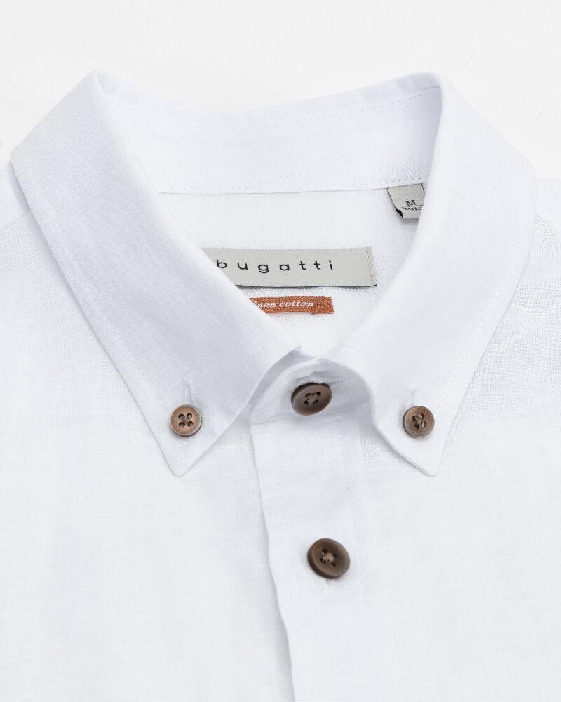 Koszula Bugatti 78540_0 9450_010 biały - fot:2