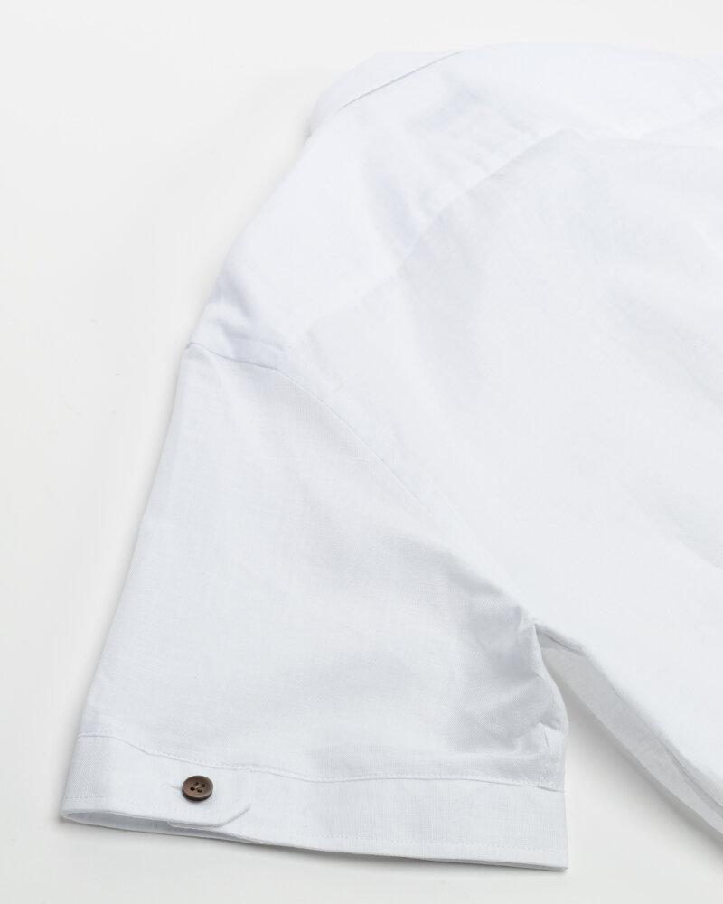 Koszula Bugatti 78540_0 9450_010 biały - fot:4