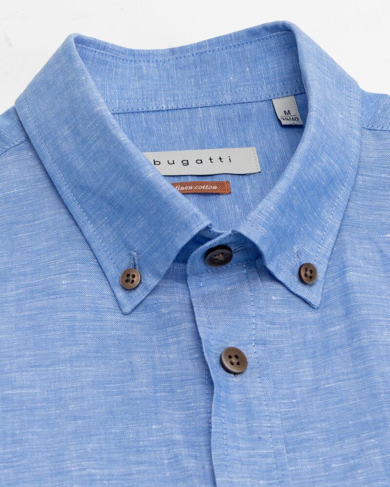 Koszula Bugatti 78540_0 9450_320 niebieski - fot:2