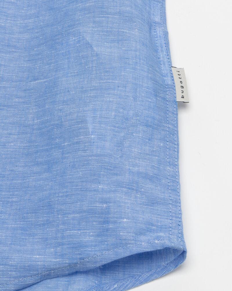 Koszula Bugatti 78540_0 9450_320 niebieski - fot:5