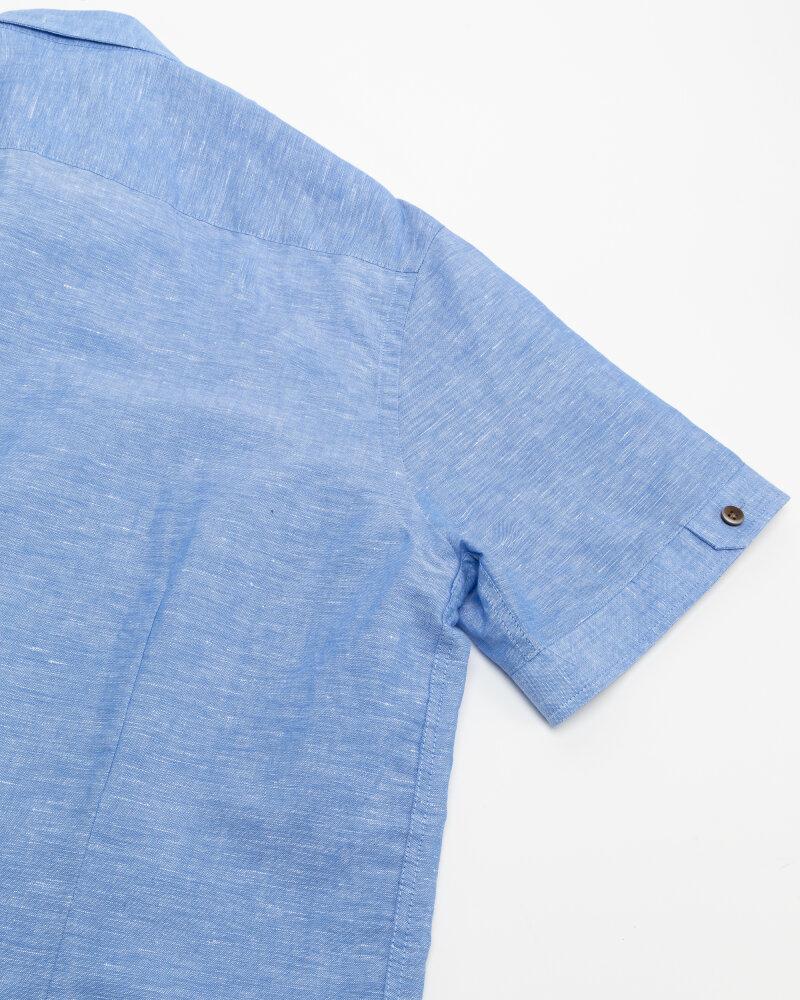 Koszula Bugatti 78540_0 9450_320 niebieski - fot:6